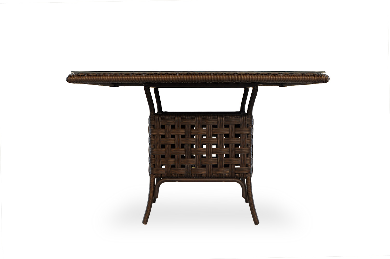 "Haven 47"" Square Umbrella Dining Table"