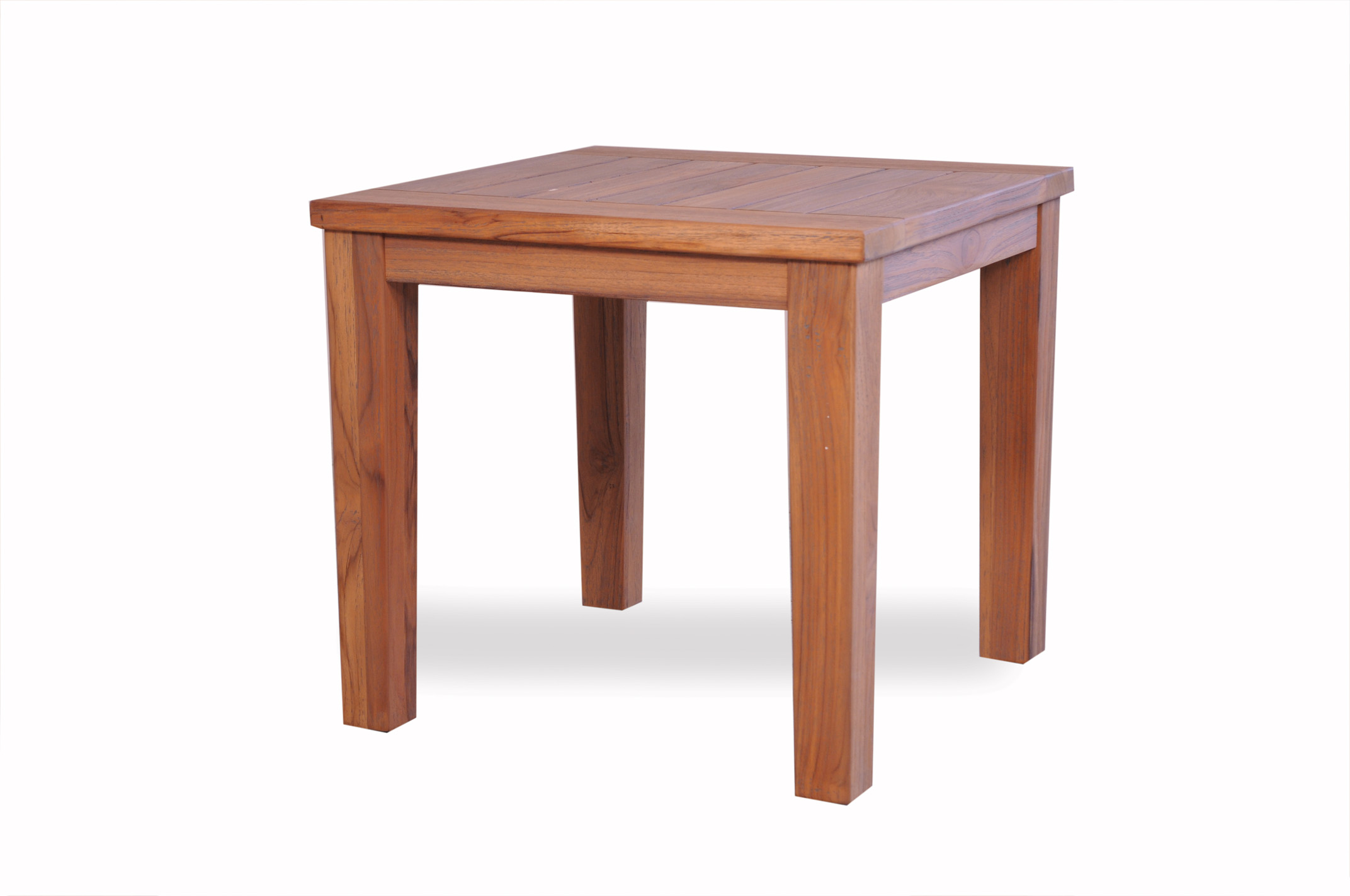 Item Lloyd Flanders Premium Outdoor Furniture In Allweather - Teak outdoor end table