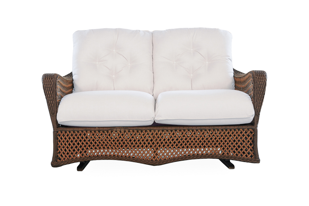 Grand Traverse Loveseat Glider