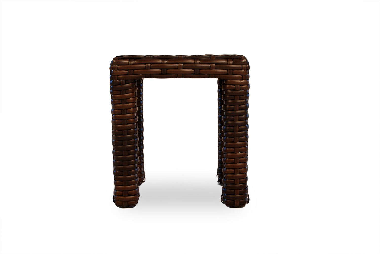 "Contempo 16"" Square Stool/End Table"