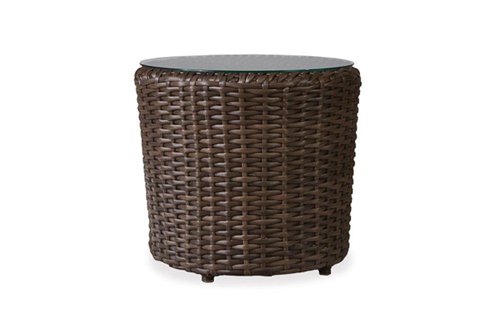 """Largo 22"""" Round End Table"""