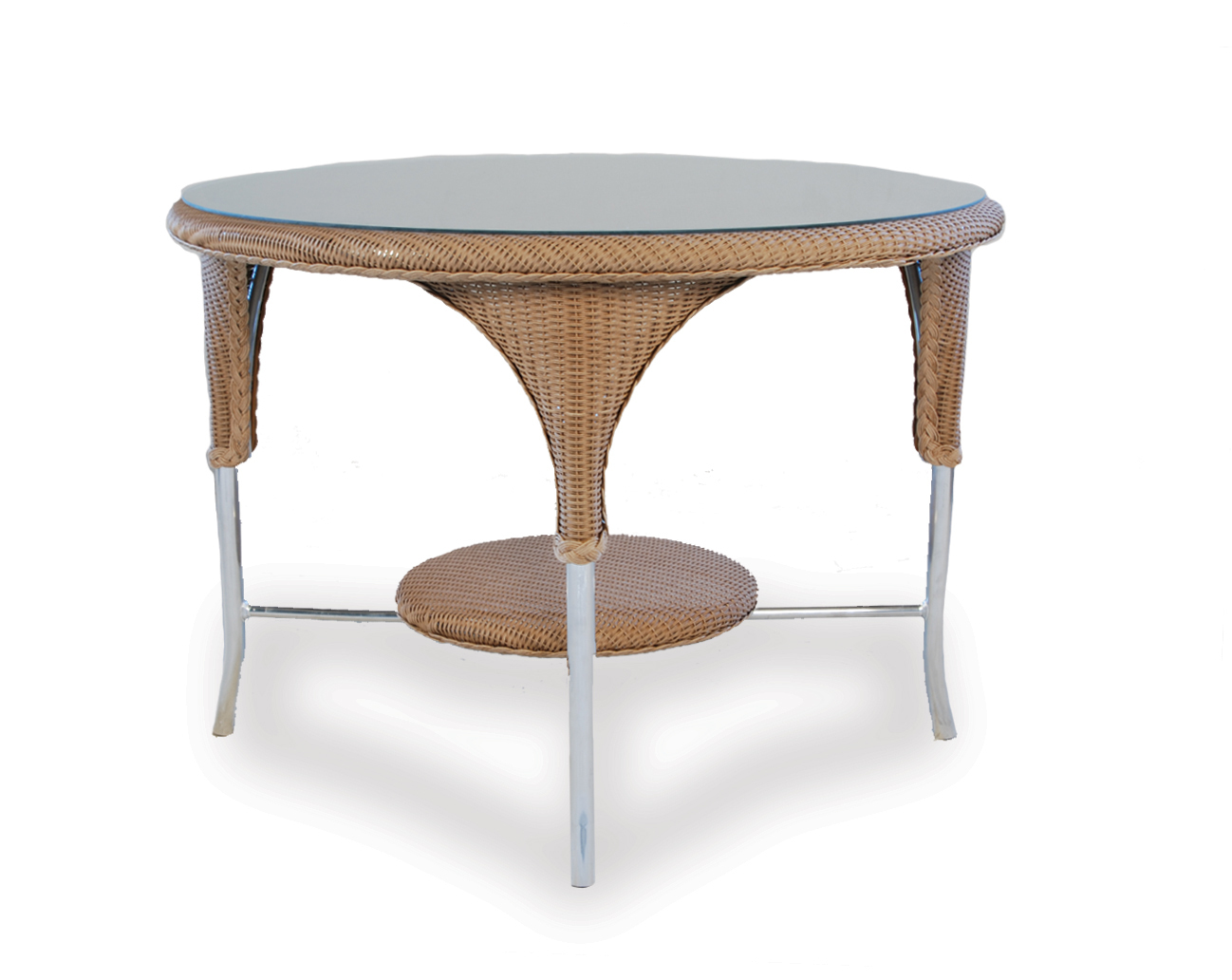 "Loom 42"" Round Dining Table"