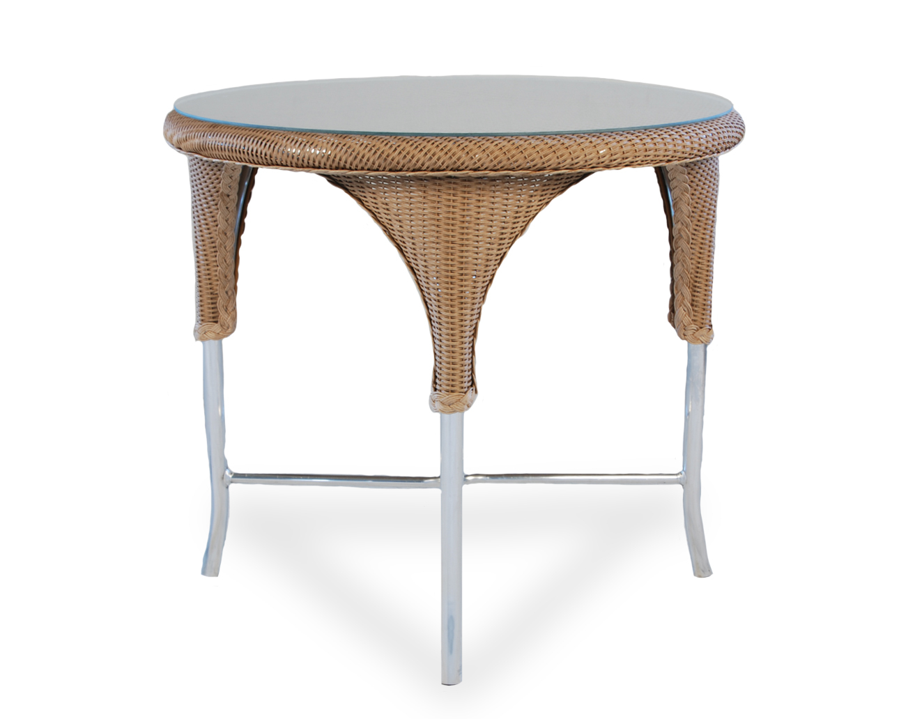 "Loom 34"" Round Dining Table"
