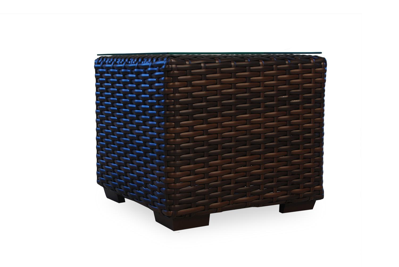 """Contempo 22"""" Square Cube Table"""