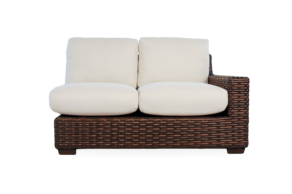 Contempo Left Arm Loveseat