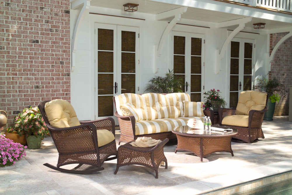 Grand Traverse Swivel Glider Lounge Chair