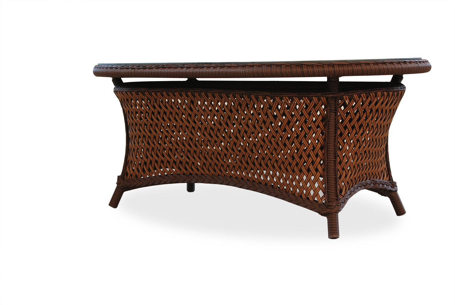 """Grand Traverse 42"""" Oval Cocktail Table"""