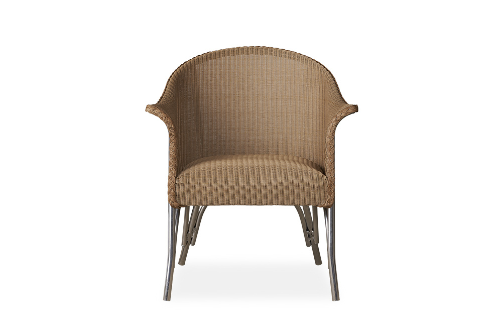All Seasons Lounge Chair with Padded Seat