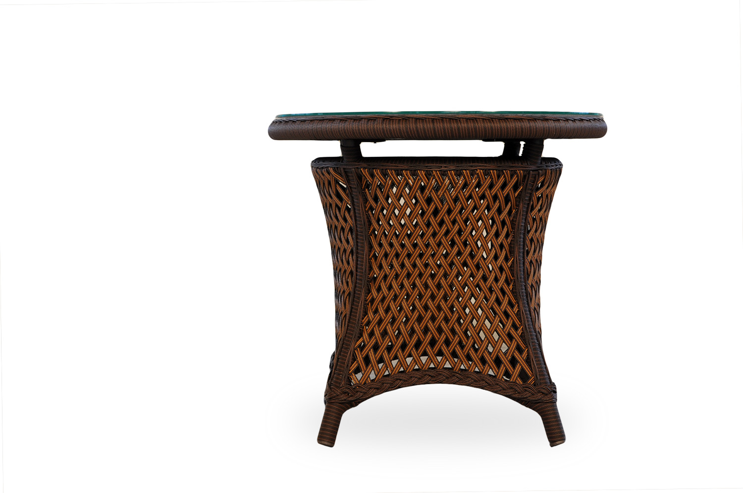"""Grand Traverse 24"""" Round End Table"""