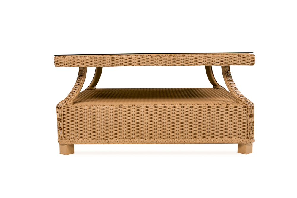 """Hamptons 37"""" Square Cocktail Table"""