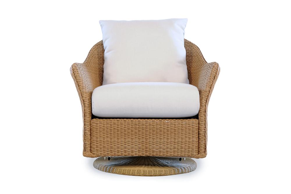 Weekend Retreat Swivel Glider Lounge Chair