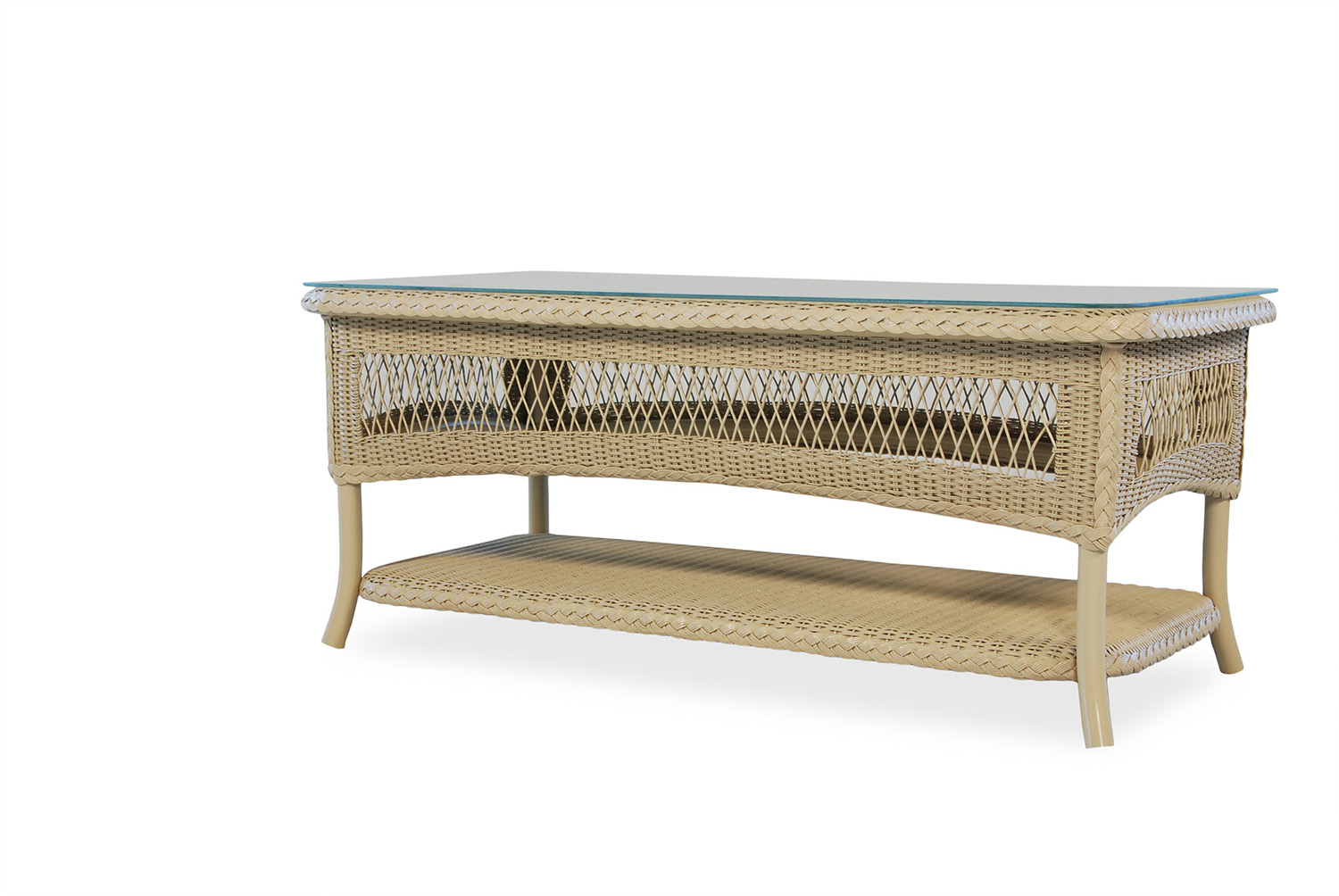 "Loom 42"" Rectangular Cocktail Table"
