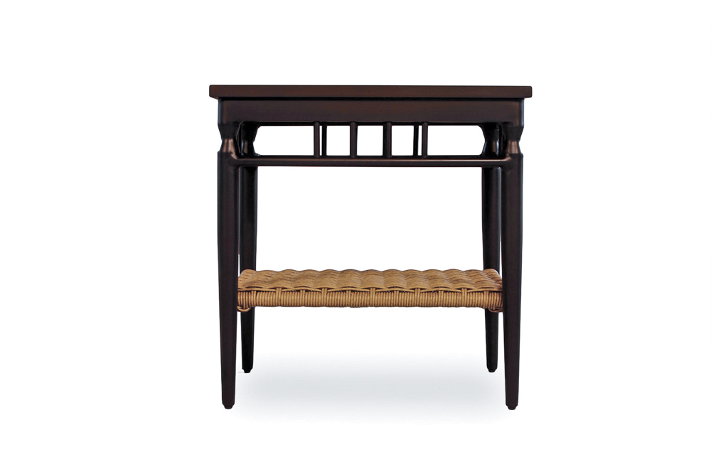 """Low Country 24"""" Rectangular End Table"""