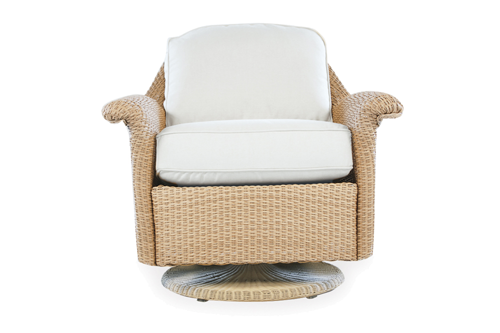 Oxford Swivel Glider Lounge Chair