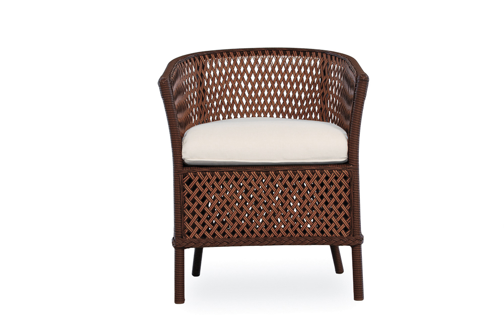 Grand Traverse Barrel Dining Chair