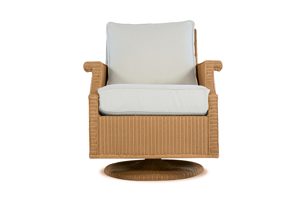 Hamptons Swivel Rocker Lounge Chair
