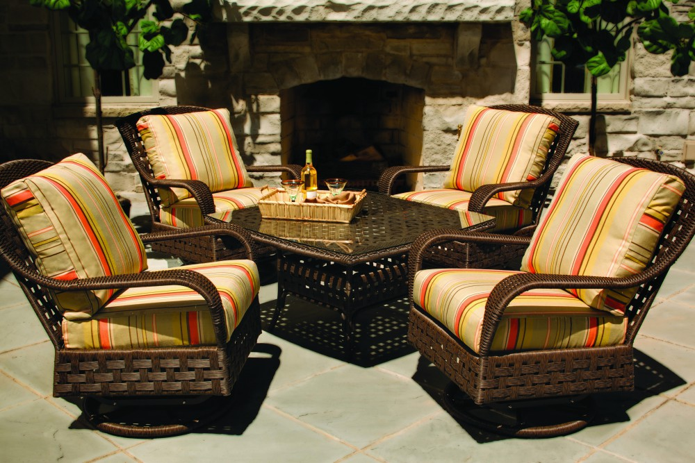 Collection | Lloyd Flanders   Premium Outdoor Furniture In All ...