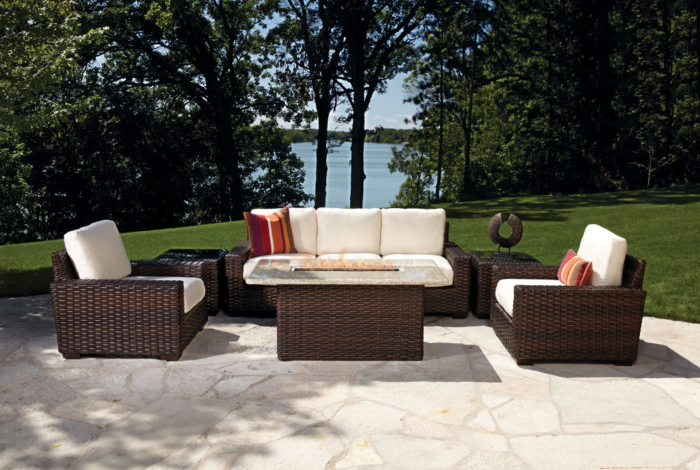 Contempo - Collection Lloyd Flanders - Premium Outdoor Furniture In All